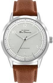<b>Мужские</b> наручные <b>часы Ben</b> Sherman BS023T кварцевые