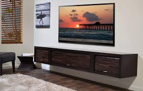 floating media shelf design  homesfeed