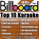 Billboard Top 10 Karaoke: 1970's, Vol. 4