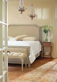 Stanley Bedroom Furniture Upholstered Bed In Vintage Neutral By Stanley Furniture 222 23 4