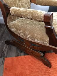 antique eastlake platform rocker rocking chair antiques in miramar fl offerup