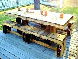 Furniture made from wood Outdoor Furniture Outdoor Furniture Made From Wood Pallets Chairs Out Of Best Building Ou Ecmom Wooden Outdoor Table Image Of Furniture Made From Pallets Design