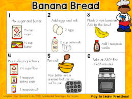 recipe cards for kids. Interesting Cards Cooking With Preschoolers From Play To Learn Preschool Intended Recipe Cards For Kids A