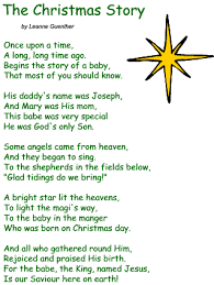 christmas poems for preschoolers | ... Poetry Sections ] [more ...