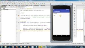 Spinner Design In Android Android Design Spinner 12