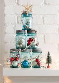 Decorated Christmas Jars Ideas Mason Jar Christmas Crafts Fun Diy Holiday Craft Projects Idolza 77