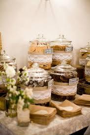 14 creative wedding buffets to save your budget