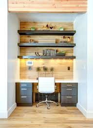 wall mounted home office. Shelves With Desk Home Office Saving Ideas Wall Mounted Wooden Shelf Space Desktop Mac F