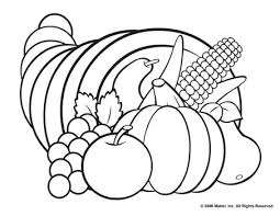 Small Picture Cornucopia Coloring Pages GetColoringPagescom