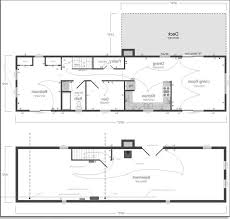 Small House Plans With Garage Attachedhouse Floor Big Basement Small Home Plans With Garage