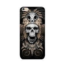 Iphone 6 Plus Cover Designer Mangomask Apple Iphone 6 Plus 6s Plus Mobile Phone Case Back Cover Custom Printed Designer Series Skull Crown