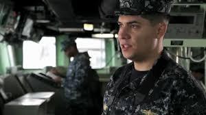 Surface Warfare Officer Navy Lt Sean Gannon Youtube