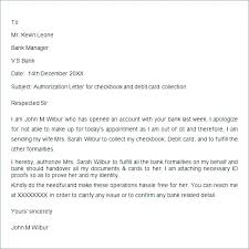 Business Letter Template Authorization Fresh Fresh Authorisation