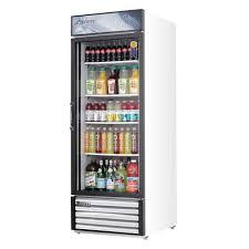 everest emgr24 reach in glass door merchandiser refrigerator