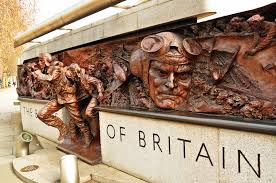 Battle of Britain Monument, London