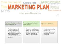Marketing Plan Powerpoints Marketing Planning Ppt