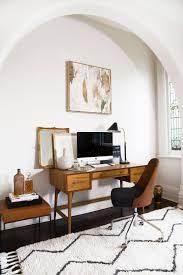 design my home office. Brooke Testoni, Interior, Interior Design, MCM House, West Elm, Vintage, Design My Home Office N