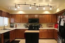 Kitchen Track Lighting Kitchen Magnificent On Track Lighting Kitchen