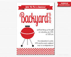Barbeque Invitation Summer Barbeque Invitation Bbq Invitation Summer Party Neighborhood