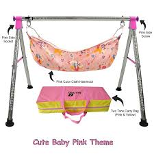 multipro nursery bedding sets nursery multipro bedding sets indian style folding ghodiyu born baby cloth cradle swing pink
