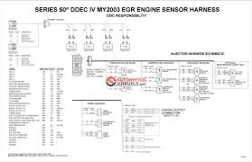 detroit series 60 ecm wiring diagram solidfonts detroit sel wiring schematics diagrams projects