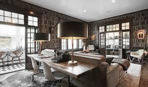 Sofa In Dining Room Design