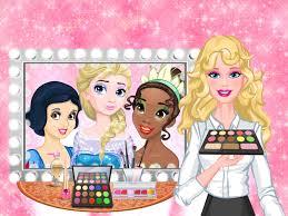 barbie s royal makeup studio