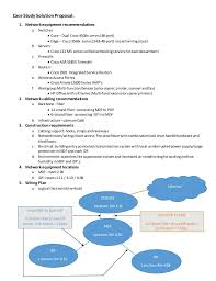 sample network proposal cover letter proposal network infrastructure plan