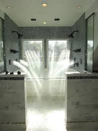 amazing home bathrooms - Google Search. Huge ShowerWaterfall ...