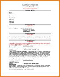 Rn Resume Objective Examples Nurse Statement Dazzling Design 10