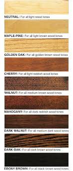 Light Wood Finish Names Restor A Finish Howard Products