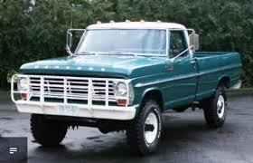 1967 Mercury M250 4x4 pickup truck. Very rare! | Classic Trucks ...