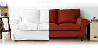 customised classic slipcovers or snug sofa covers for an ikea rp 3 seater sofa by