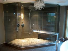 stunning home interior and bathroom decoration using steam shower for less ideas elegant bathroom decoration