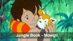 jungle book mowgli cartoon show