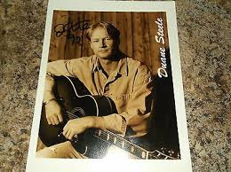 DUANE STEELE COUNTRY Music Stars Autographed 8 X 10 Glossy Promo Photo -  $49.99 | PicClick