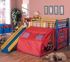 ... Good Looking Kid Room Decoration With Kid Tent Bed : Beauteous  Furniture For Kid Bedroom Decoration ...