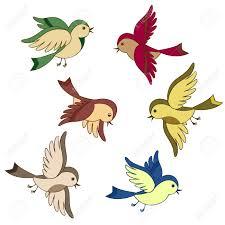 Oiseau En Vol Dessin Banque D Images Vecteurs Et Illustrations