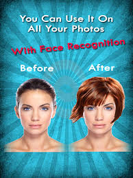 Hairstyle Simulator App your perfect hairstyle try on new look in seconds on the app store 1450 by stevesalt.us