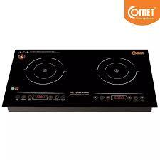 Bếp hồng ngoại đôi Comet CM5579: Mua bán trực tuyến Bếp điện với giá rẻ