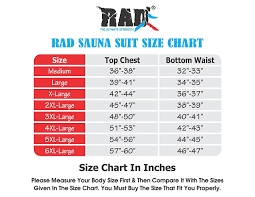 Rad Heavy Duty Sweat Suits Sauna Exercise Gym Suit Fitness Weight Loss Anti Rip Red
