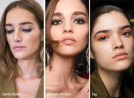 spring summer 2017 makeup trends subtle smokey eye