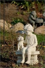 dog garden statues dog statue