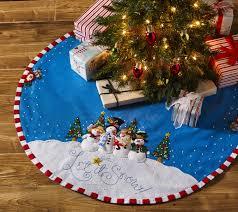 Christmas ~ Maxresdefault Quilted Christmas Tree Skirt Patterns ... & Full Size of Christmas: Let Itnow Bucilla Felt Christmas Treekirt Kit By  Mary Engelbreit Let ... Adamdwight.com