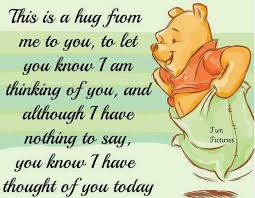 Winnie The Pooh Love Quotes Cool Pin By Christine Garrison On Hugs N Kisses Pinterest Pooh Bear