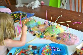 Výsledek obrázku pro playdoh crafts dino