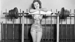 Physical Culture: Joan Rhodes, Part Three – Tapered Bodies