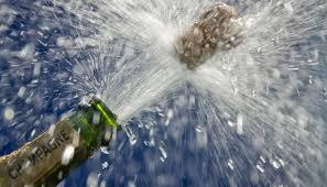 Znalezione obrazy dla zapytania szampan