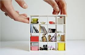 ikea dolls house furniture. New-york-times-modern-miniature-dollhouse-ikea-bookshelf Ikea Dolls House Furniture