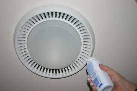 remove broan bathroom fan light cover